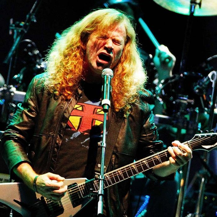 Dave Mustaine Says He Is 'Pretty Stoked' While Sharing Details About New Megadeth Album