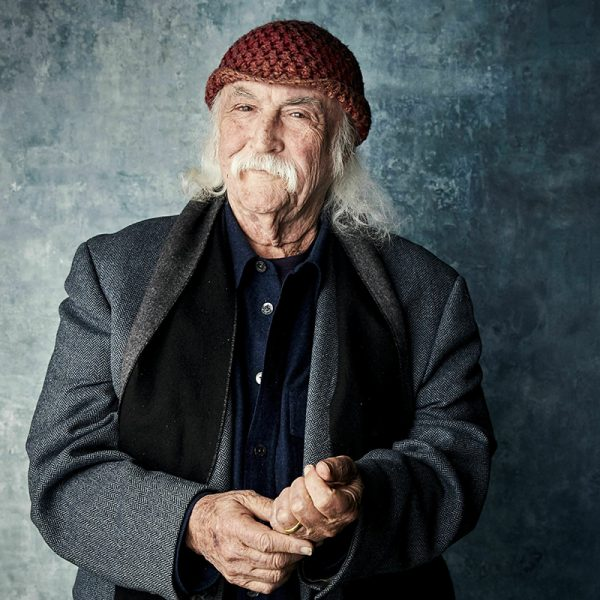 David Crosby Says He'll Start Yet Another Record While Giving Updates On His Upcoming Album, 'For Free'