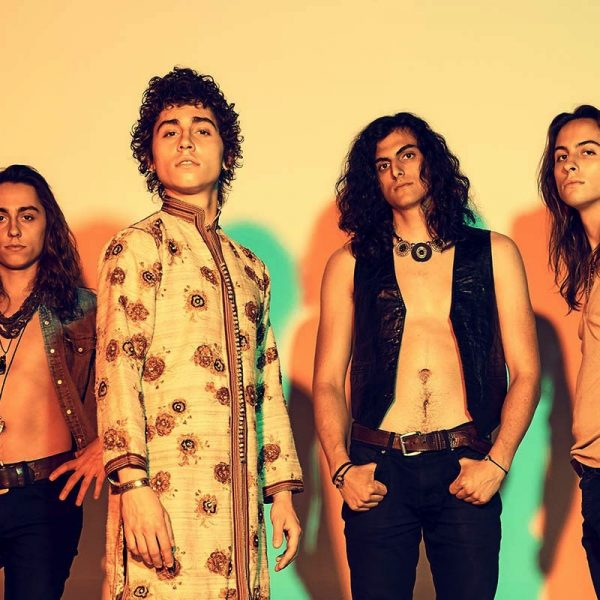 Greta Van Fleet Releases A Music Video For Their New Single, 'Heat Above'