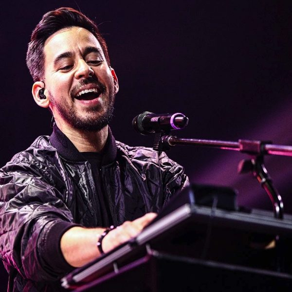 Mike Shinoda Invites Fans To Join Him For The Release Of His New Single 'Happy Endings'