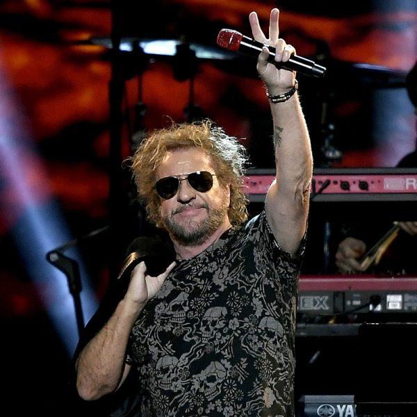Sammy Hagar Opens Up About How Being Father At A Young Age Kept Him Straight As A Rock Star