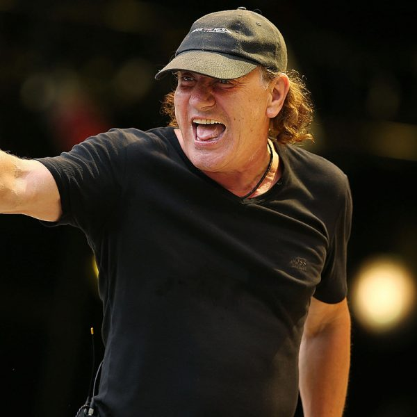 Brian Johnson Says It Took Him Only 20 Minutes To Write AC/DC Classic 'Shook Me All Night Long'