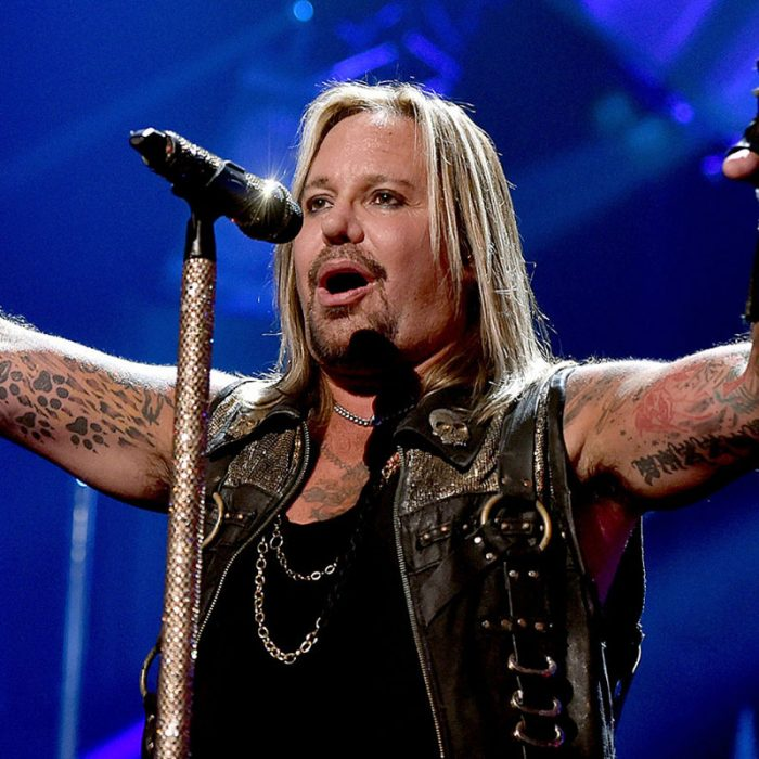 Vince Neil Disables Comments On Instagram After 'Car Crash' Reactions While Giving Update On Music City Grand Prix