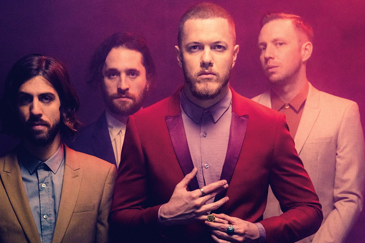 Dan Reynolds Shares New Update About The Process Of Imagine Dragons' 2021  Album - Rock Celebrities