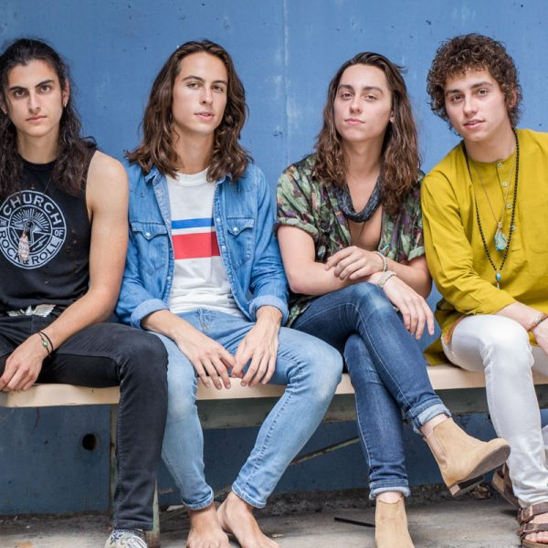Greta Van Fleet Announces The Release Of Their New Song, 'Broken Bells'