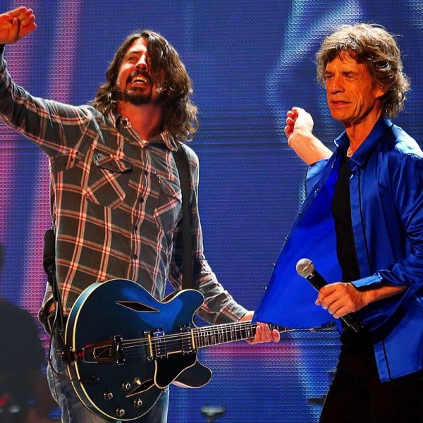 Mick Jagger Releases A New Song With Dave Grohl Describing His Life During The Pandemic