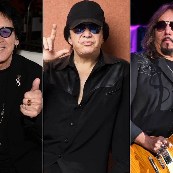 Gene Simmons Explains Why Ace Frehley And Peter Criss Didn't Take Part In The New KISS Documentary