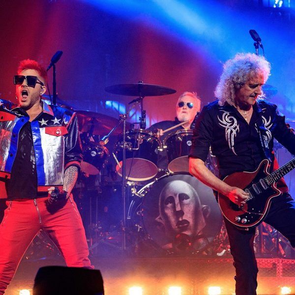 Brian May Confirms That Queen Have Been In The Studio With Adam Lambert But Nothing Good Has Come Out So Far