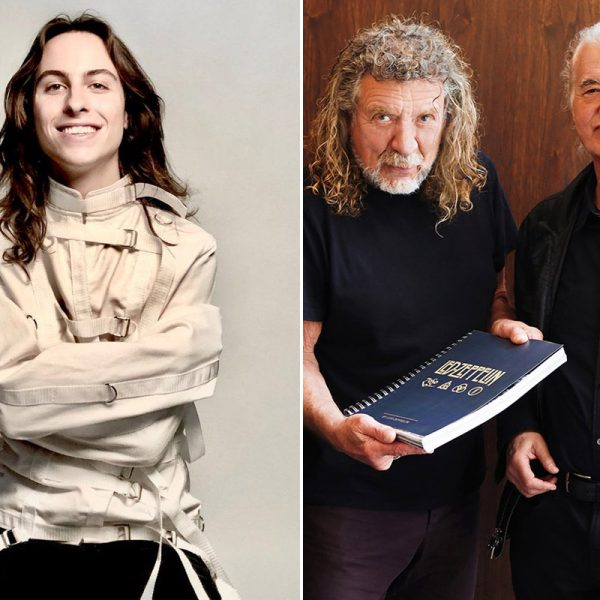 Greta Van Fleet's Sam Kiszka Explains The Worst Thing About Led Zeppelin Comparisons