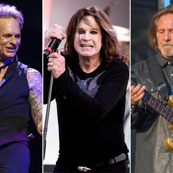 'David Lee Roth Was Copying Ozzy Osbourne,' Geezer Butler Recalls What Makes Him Angry About Van Halen