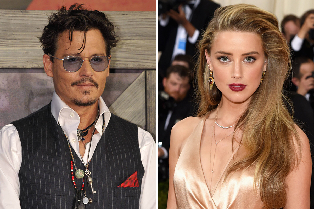 Hollywood Vampires Johnny Depp Asks His Ex Amber Heard To Prove That She Really Donated The Settlement Money Rock Celebrities