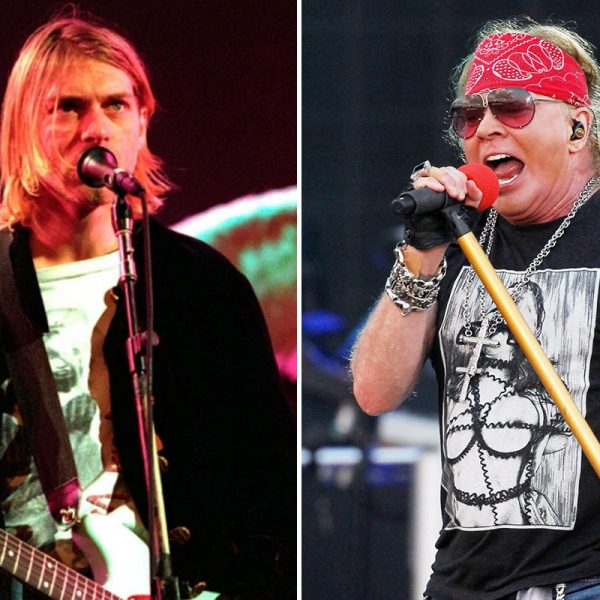 The Backstory Of Axl Rose And Kurt Cobain's Feud, Why Nirvana And Guns N' Roses Hated Each Other?