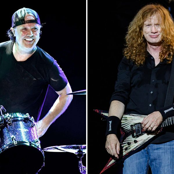 The Tragic Reason Why Dave Mustaine Cried In Front Of Lars Ulrich