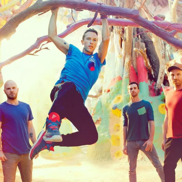 Coldplay Announces Their Exclusive Worldwide Debut Performance Of 'Higher Power'