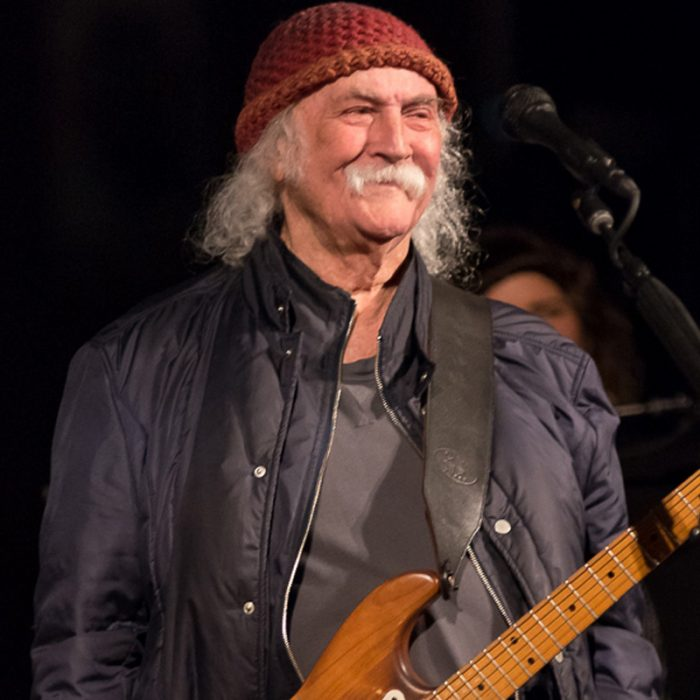 David Crosby Compares The Beatles And The Rolling Stones' Abilities To Sing Harmony