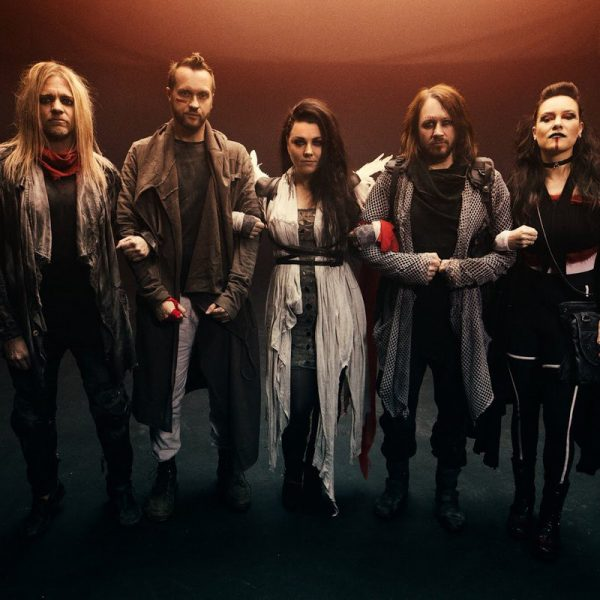 Evanescence Members Talk About 'The Amazing Experience' Filming Their Latest Music Video