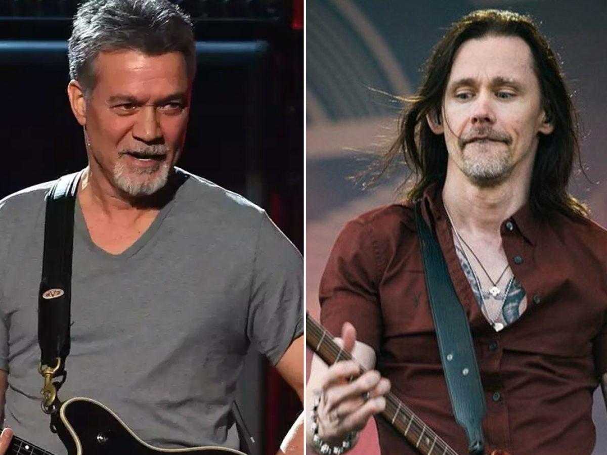 Myles Kennedy Explains How Eddie Van Halen Changed His Life   Rock ...