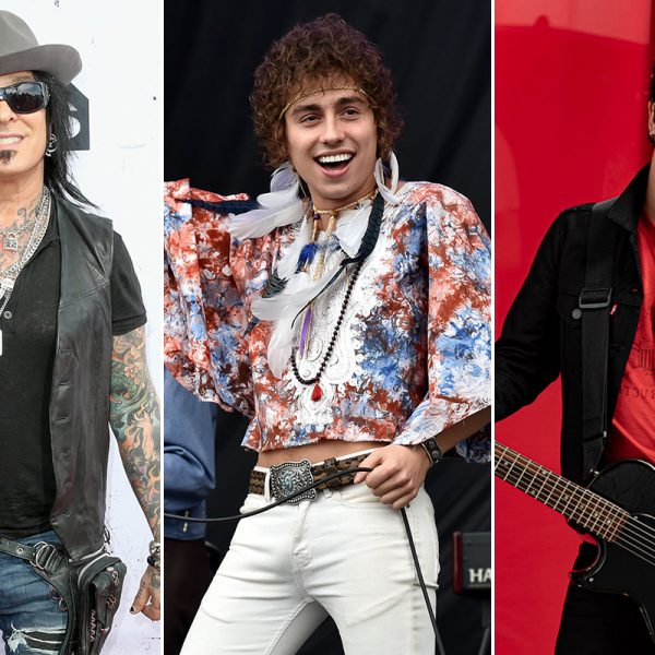 Nikki Sixx Shares What He Thinks About Greta Van Fleet And Green Day