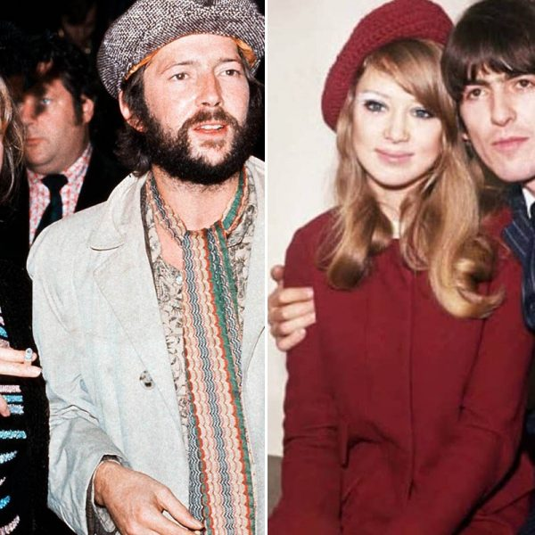 How George Harrison Felt About 'Sharing The Same Wife' With Eric Clapton, The Beatles Icon Explained Once