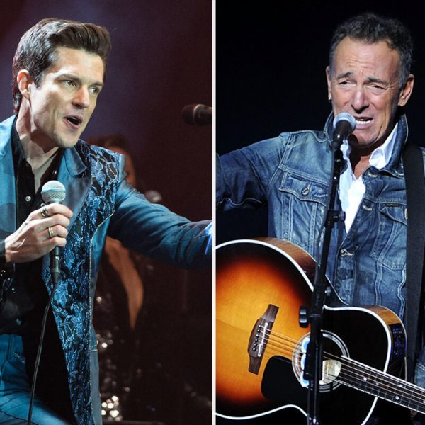 Bruce Springsteen Announces New Project With The Killers