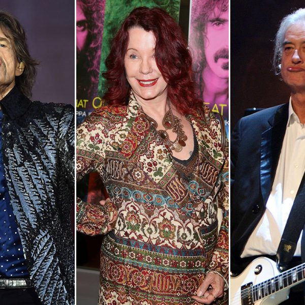 The Story Of Mick Jagger And Jimmy Page's Favorite Groupie, Pamela Des Barres