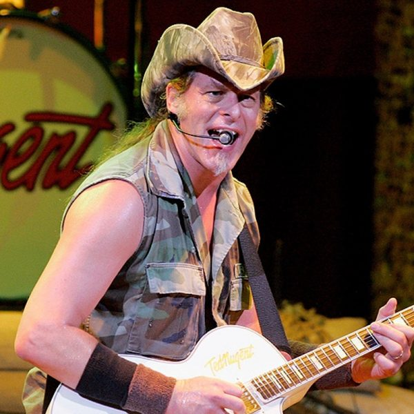 Ted Nugent Announces He's Getting Back In The Studio For A New Album