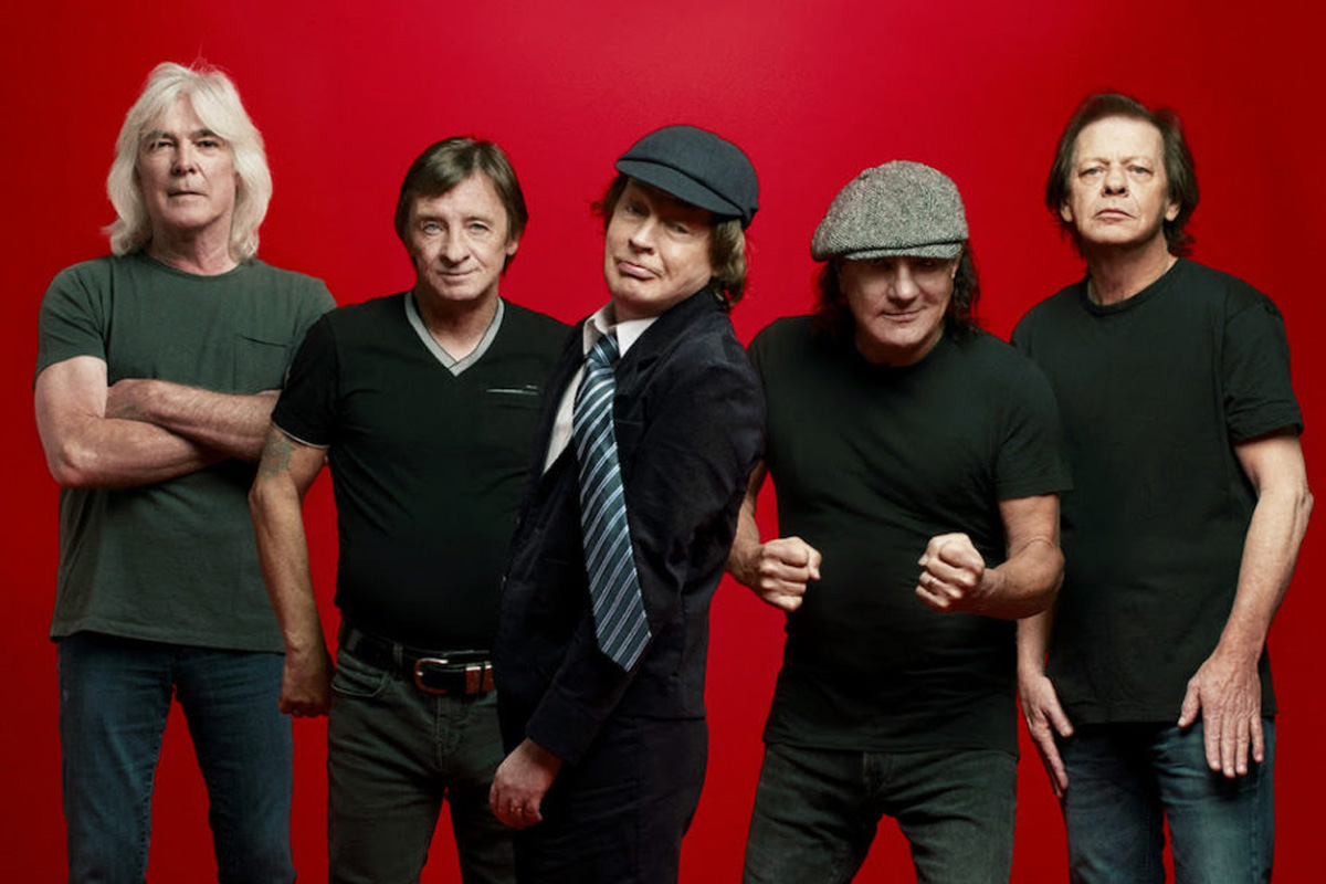 AC/DC Shares A Sneak Peek From The Upcoming Music Video Of 'Witch's Spell'  - Rock Celebrities