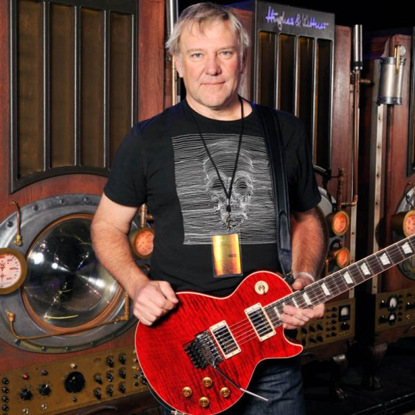 Rush Guitarist Alex Lifeson Releases New Solo Songs 'Kabul Blues' And 'Spy House'