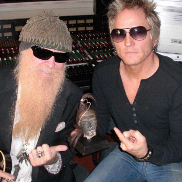 ZZ Top's Billy Gibbons Releases New Album 'Hardware' Featuring Former Guns N' Roses Matt Sorum
