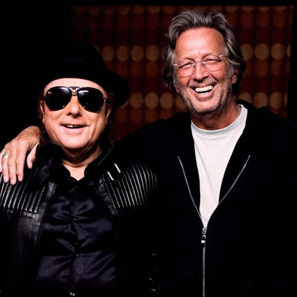 Eric Clapton Releases A New Song 'The Rebels' From His Collaboration With Van Morrison