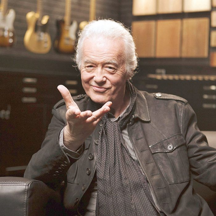 Jimmy Page Explains How He Structured 'Stairway To Heaven's Guitar Solo
