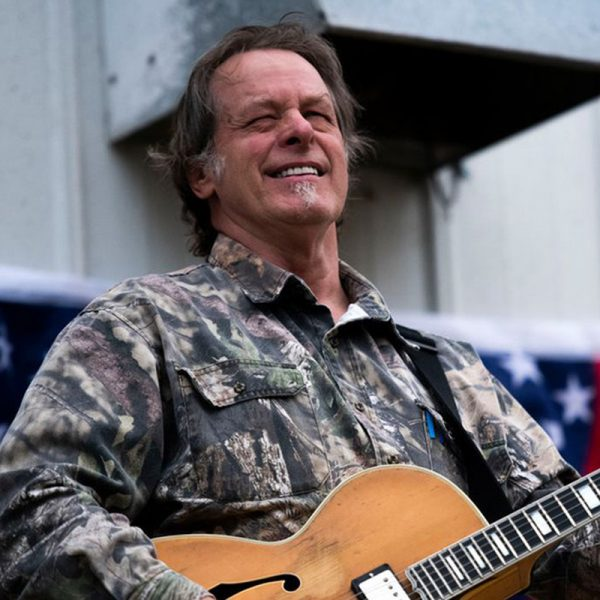 Ted Nugent Announces The Release Date Of The First Single From His New Album, 'Detroit Muscle'