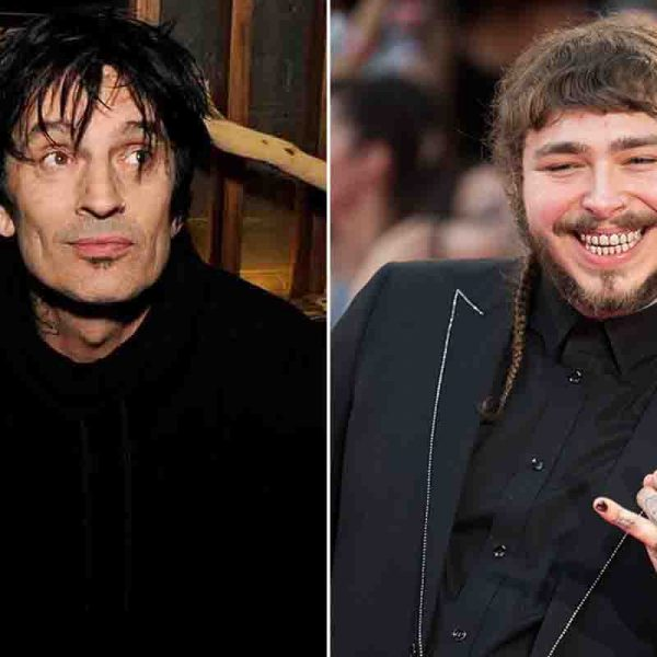 Tommy Lee Shares The Music Video Of Post Malone's New Song 'Motley Crew'
