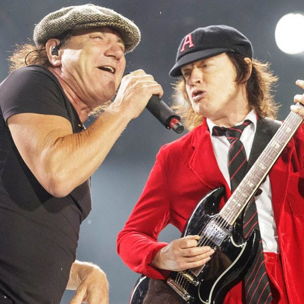 Brian Johnson Explains Why He Had To Pretend Angus Young Was There While Shooting 'Witch's Spell' Video