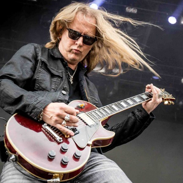 Alice In Chains' Jerry Cantrell Announces The Release Date Of His Solo Album