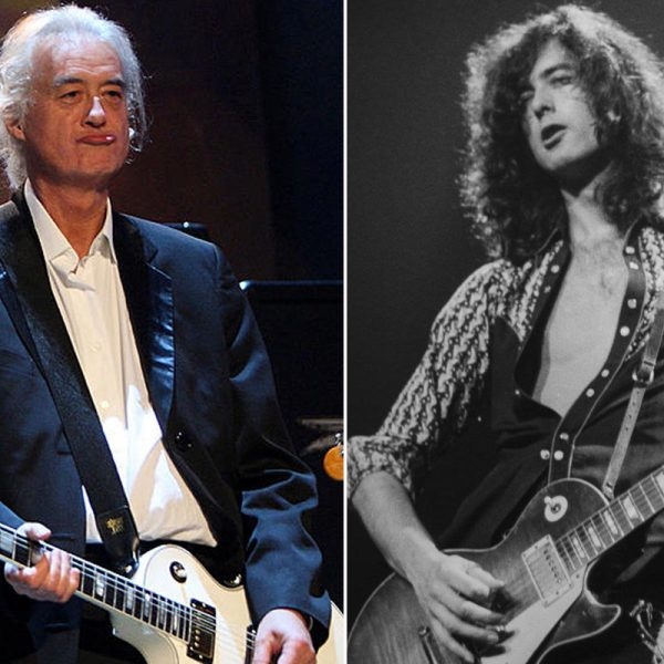When Jimmy Page Was Chained To A Toilet By Led Zeppelin's Tour Manager
