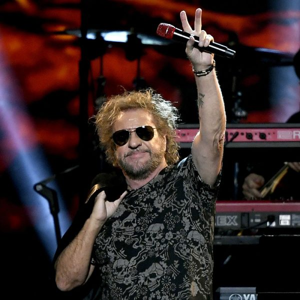 Sammy Hagar Announces The Release Of Remastered Version Of 'Sam I Am' Music Video