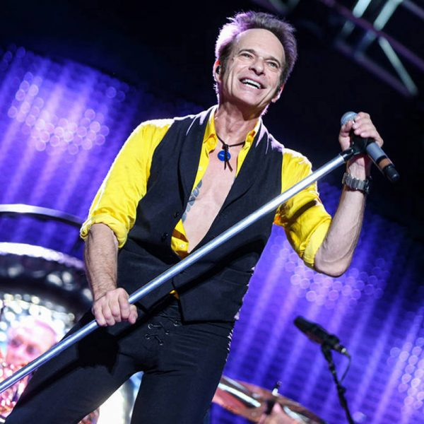 Did David Lee Roth Insure His Genital Area For $1 Million?