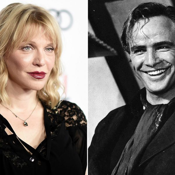 Is Courtney Love Related To Marlon Brando?