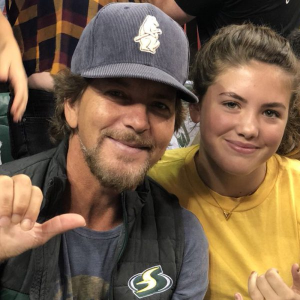 Pearl Jam Releases New Song Written By Eddie Vedder Sung By His Daughter Olivia Vedder