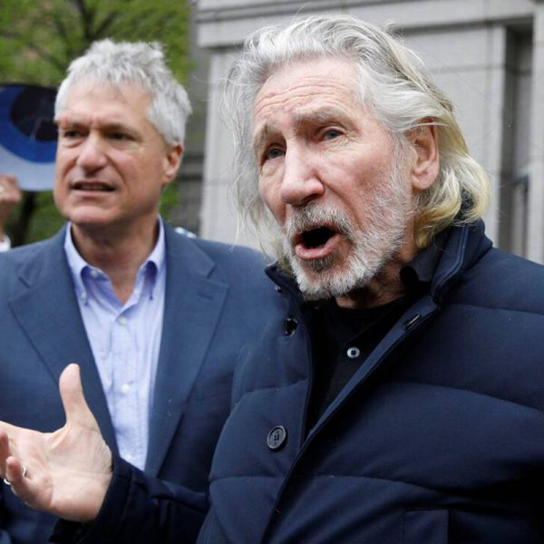 Pink Floyd's Roger Waters Admits Writing A Song For His Criminal Friend