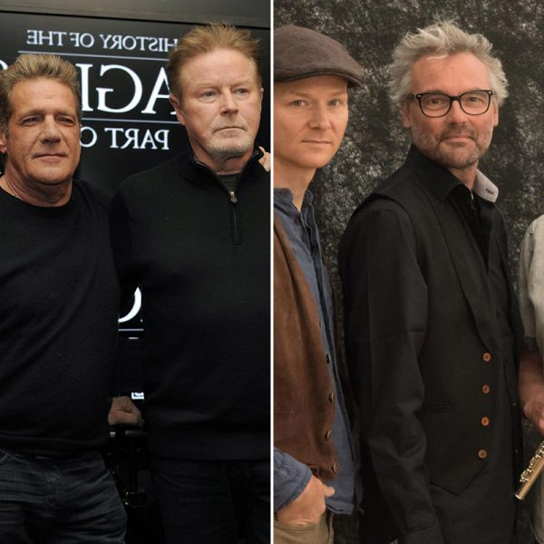 When The Eagles Were Accused Of Ripping 'Hotel California' Off From One Of Jethro Tull's Songs