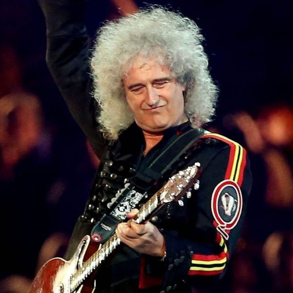 Brian May Makes An Announcement For The Bri Army As Their Commanding Officer
