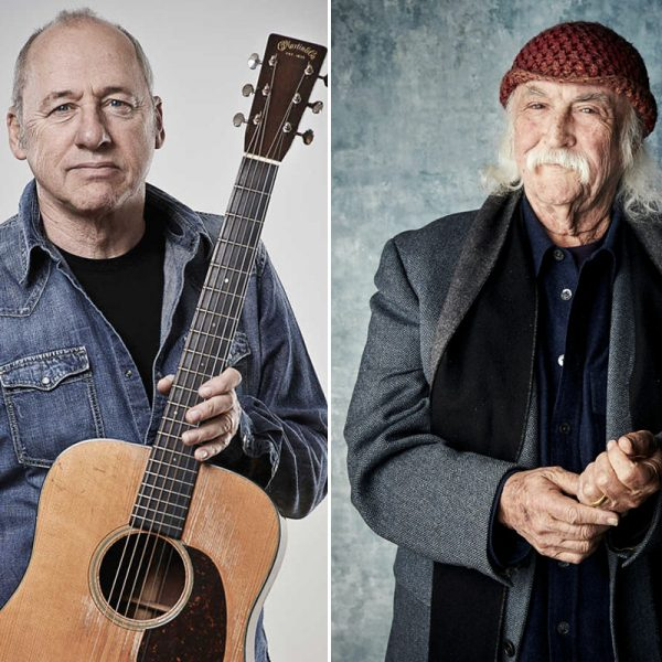 David Crosby Shares His Opinions On Mark Knopfler