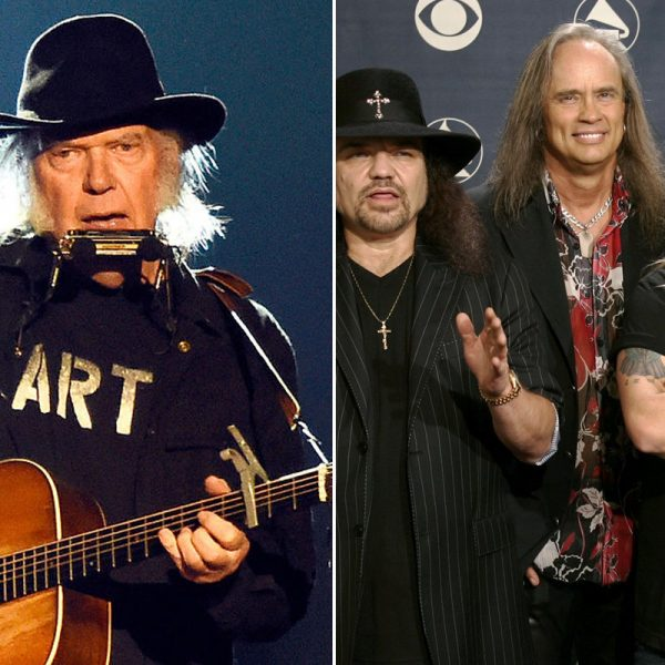 The Reason Why Lynyrd Skynyrd And Neil Young Hated Each Other
