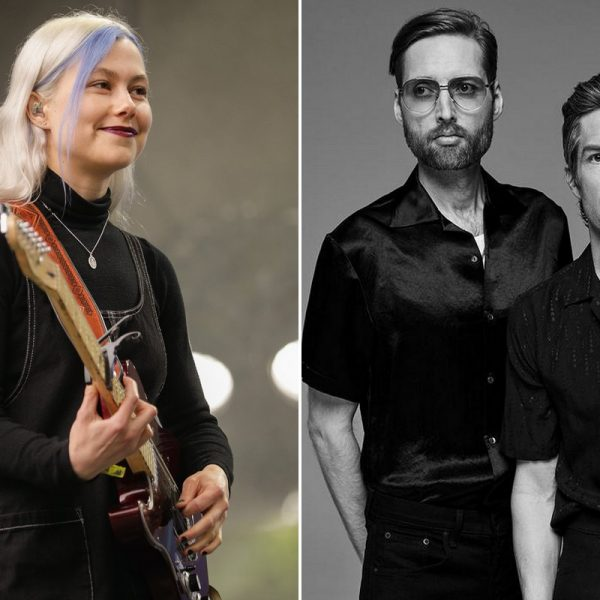 The Killers Share The Tracklist Of Their New Album Featuring Phoebe Bridgers