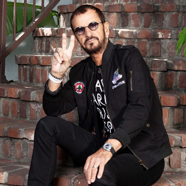 The Beatles' Ringo Starr Announces The Release Of His New Song, 'Let's Change The World'