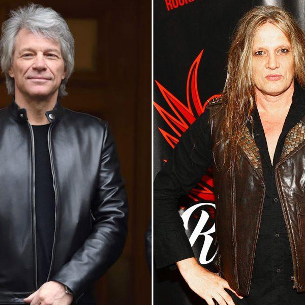 The Time Jon Bon Jovi Threatened To Kill Sebastian Bach Out Of Rivalry