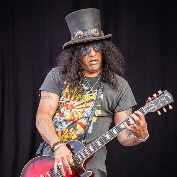 Why Guns N' Roses' Slash Was Given Less Than Two Months To Live
