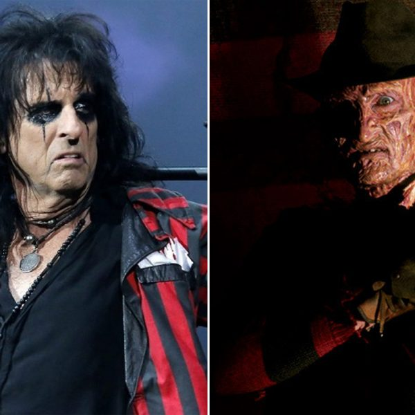 The Rare Connection Between Alice Cooper And Freddy Krueger From 'Nightmare On Elm Street'